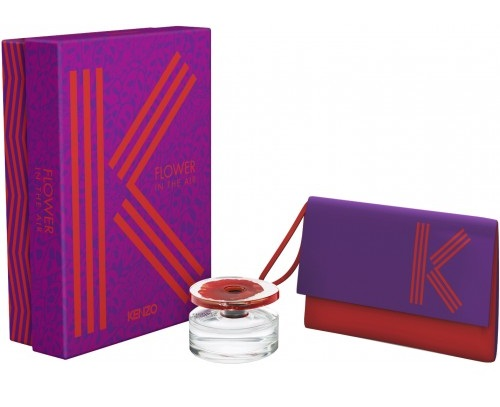 coffret flower in the air kenzo
